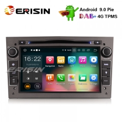 "Erisin ES7960PG 7"" Android 9.0 Opel Vauxhall Vextra Astra Corsa Автомобильный стерео DVD DAB + GPS Wi-Fi OBD"