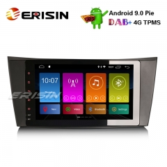"Erisin ES2981E 8"" Mercedes Benz E/CLS/G Class W211 W219 Car Stereo GPS DAB+ Android 9.0 Wifi BT"