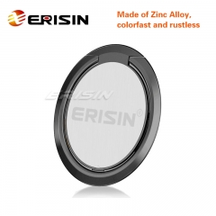 Erisin ES369 SmartPhone Finger Grip Zinc Alloy Ring Hand Stand 4 Colour 360° Rotate 180° Fold