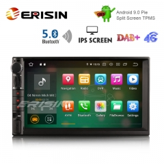 "Erisin ES8049U 7 ""DAB + Android 9.0 Автомагнитола GPS WiFi Bluetooth RDS 4G"